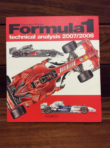 Formula 1 Technical Analysis 2007/2008