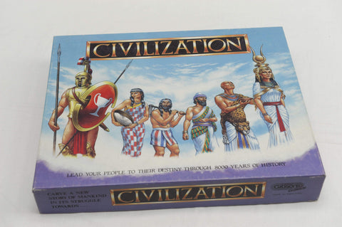 "Gibsons Games ""Civilization"""