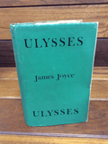 James Joyce Ulysses 1st re-set edition 1960.