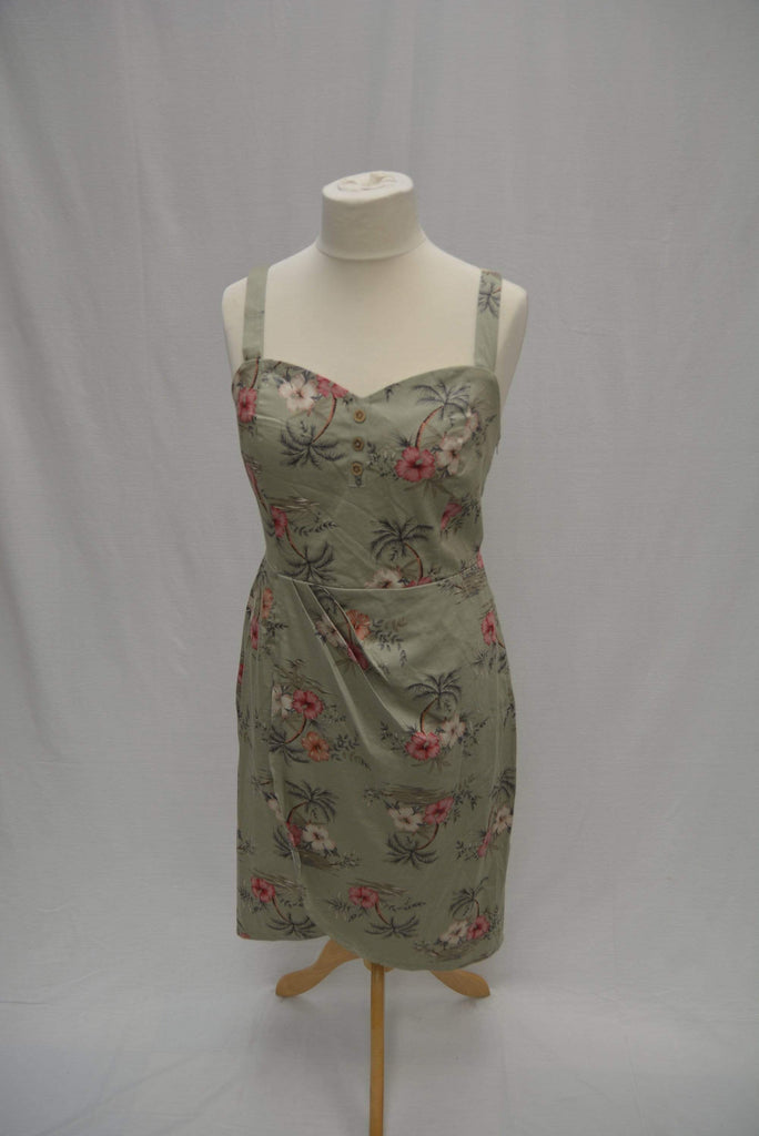 Joe Browns Floral Print Summer Dress UK16