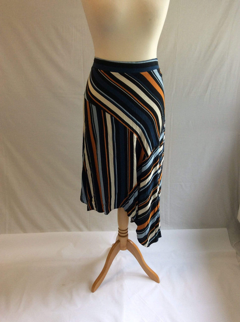Ladies' Plus Size Bias Cut Skirt UK Size 22