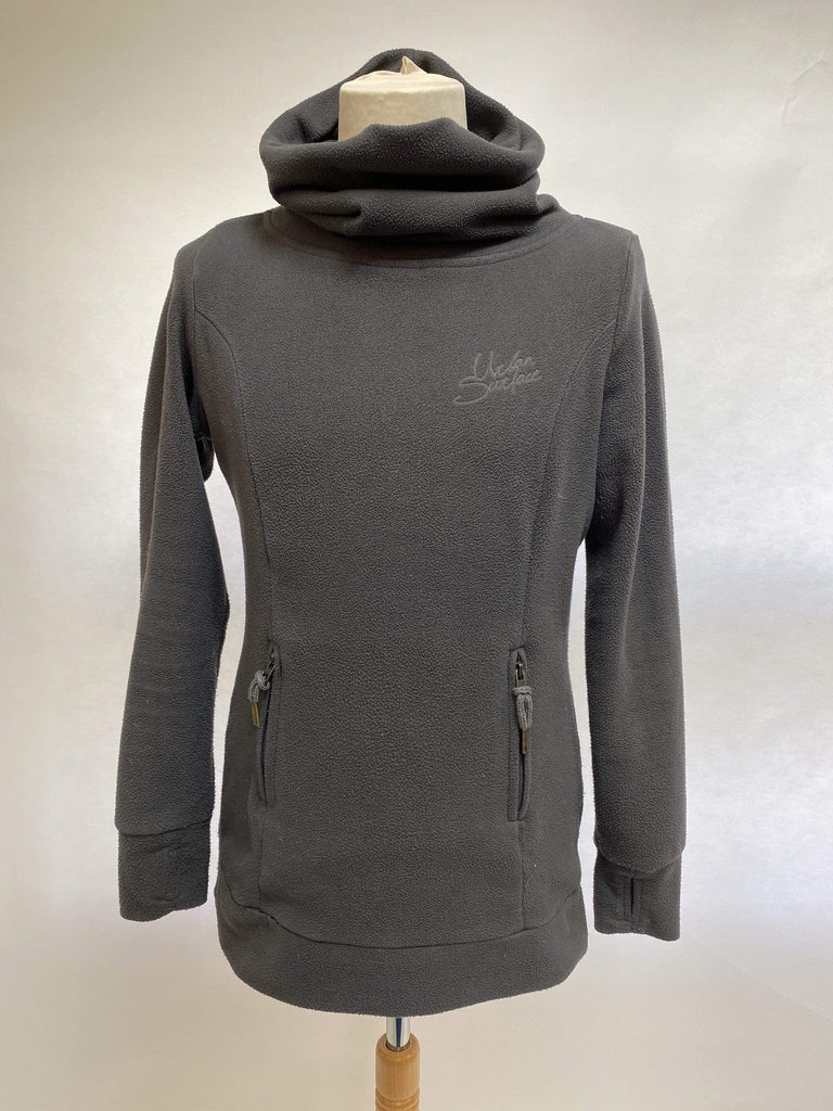 Ladies' Urban Surface Snood fleece top UK Size M