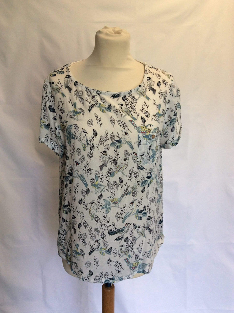 Mantaray summer blouse UK Size 12