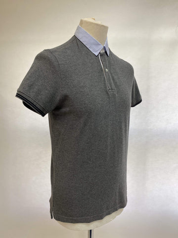 Massimo Dutti Polo Shirt UK Size Medium