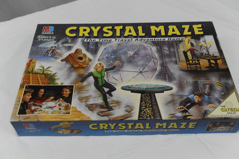 MB Games The Crystal Maze