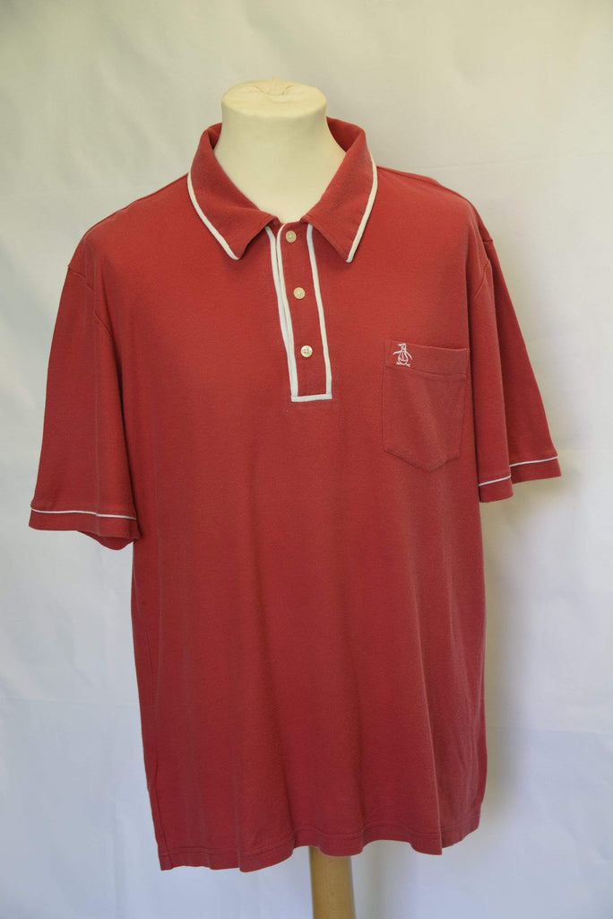 Men's Original Penguin Polo Shirt Size XXL