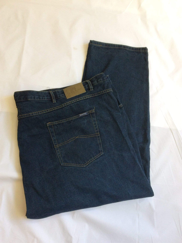 "Men's Plus Size Rockford Denim jeans Waist 64"" Leg 30"""