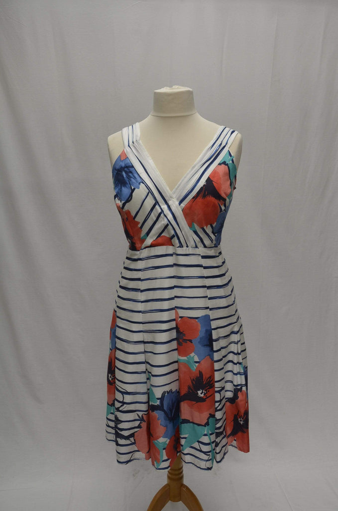Per Una Floral Dress Size 20r Brand new with Tags