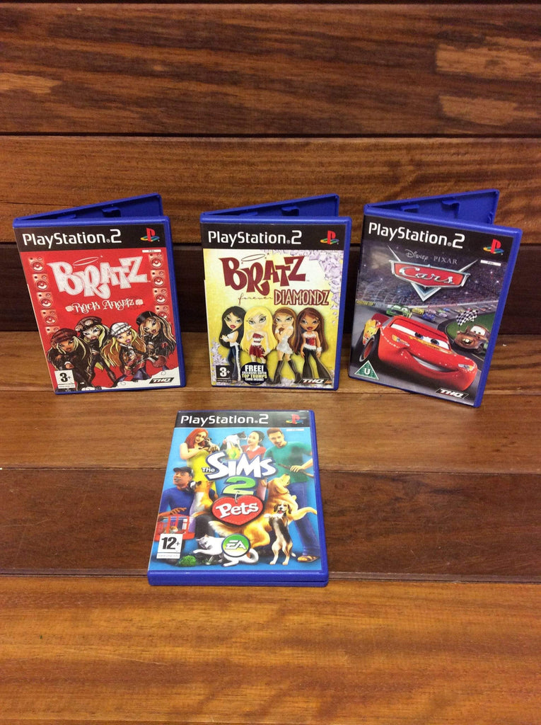 Sony Playstation 2 Childrens game bundle