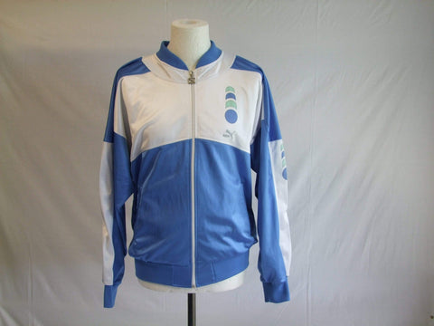 PUMA retro 1990s zip up track top UK Size L