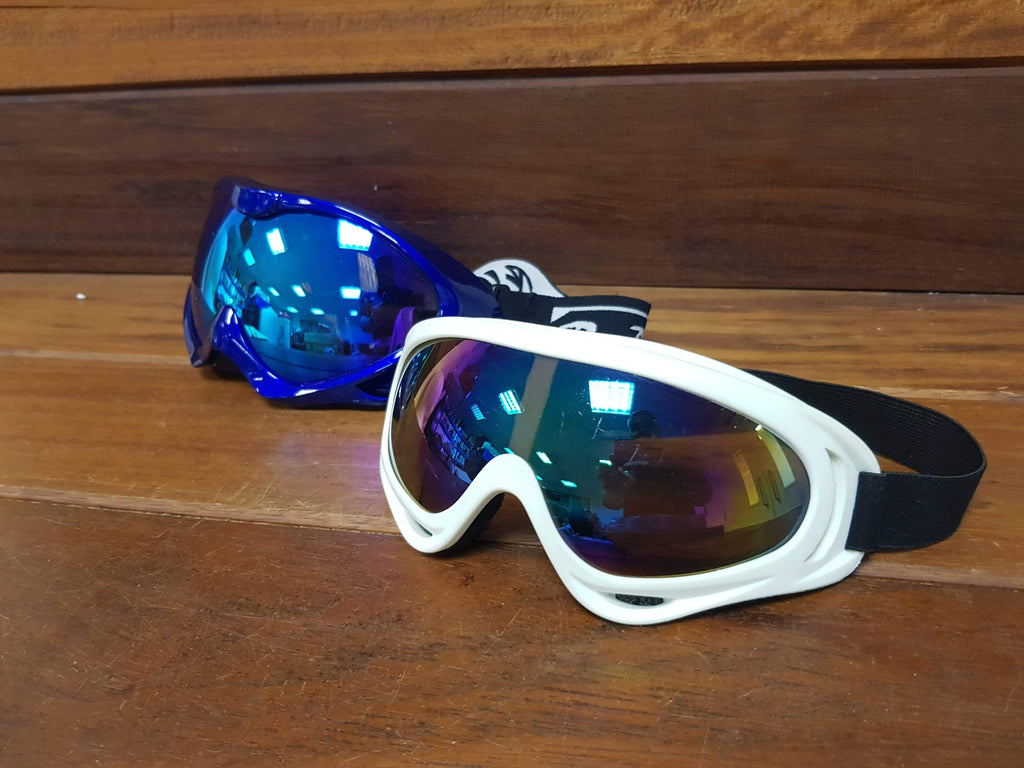 Ski Glasses, includes 1 x pair of RAYZOR glasses uv protection