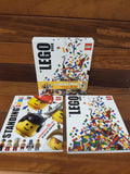 The lego book 30years of lego minifigures