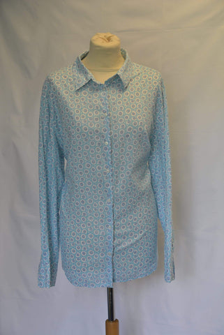 United Colours of Benneton Ladies' Shirt Size XL