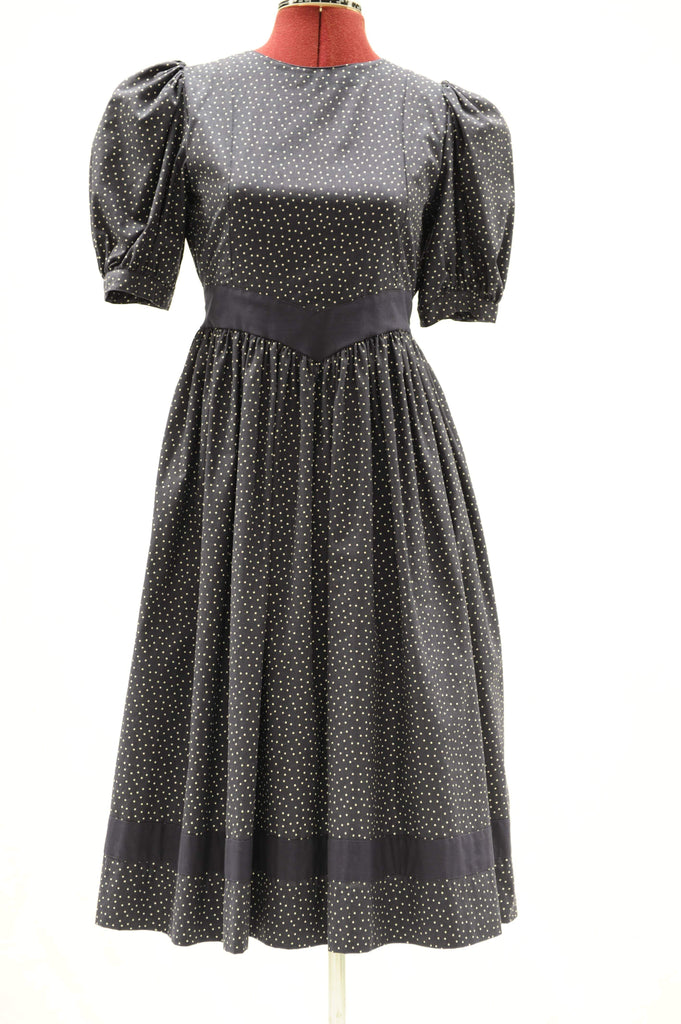 Vintage 1980s girls Laura Ashley occasion dress