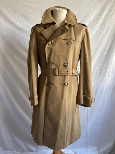 Vintage 1980s St Michael tailored trench coat