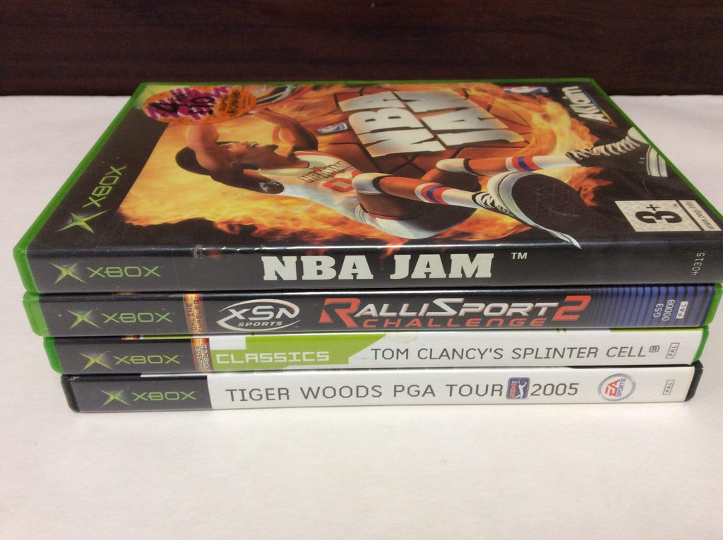 Xbox original games bundle