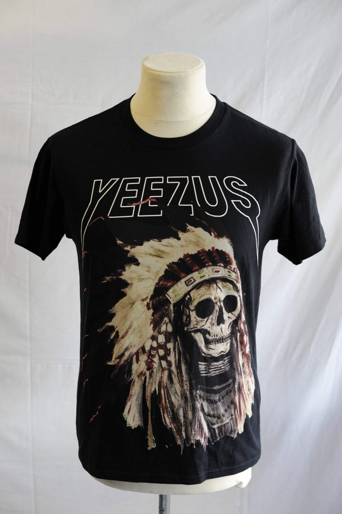 YEEZUS Kanye West tour t-shirt *may be 3rd party* UK Size Small