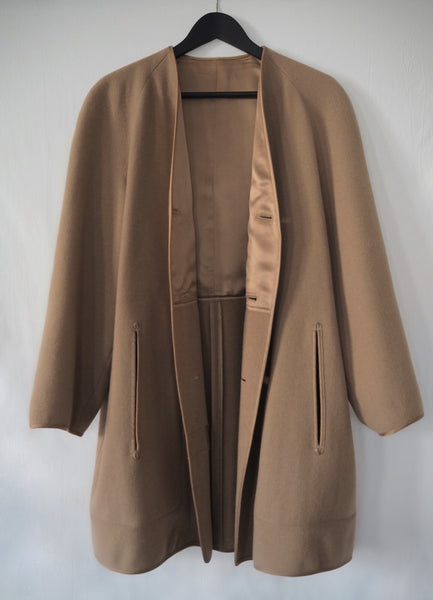 HERMÈS BY MARGIELA CAMEL HAIR FLEECE