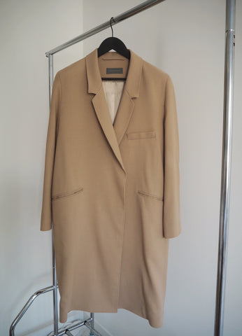 CHRISTOPHE LEMAIRE LIGHT COAT