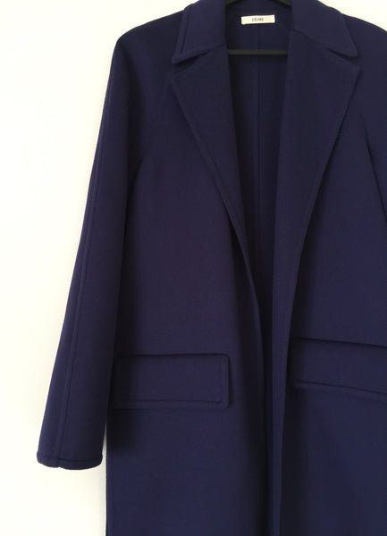 CÉLINE WOOL AND CASHMERE COAT