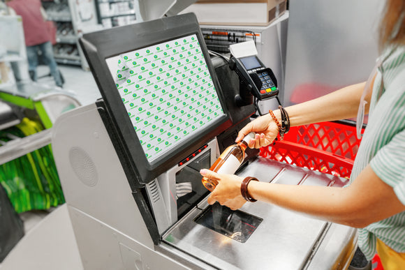 viziGUARD for Self-Checkout Kiosk