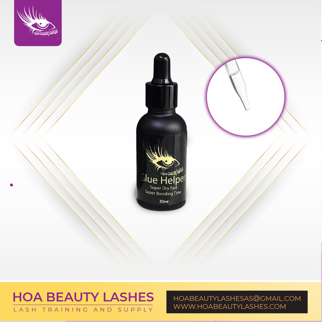 Hoabeautylashes - Glue Helper
