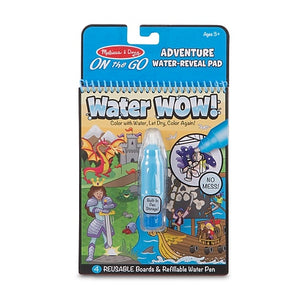 Melissa & Doug Water Wow! - Adventure