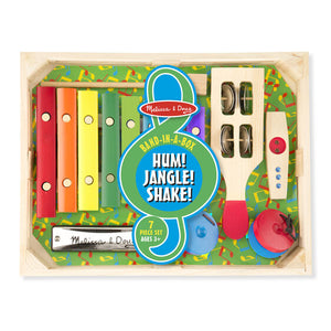 Melissa & Doug Hum! Jangle! Shake!