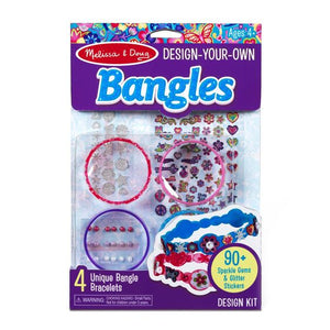 Melissa & Doug Design Your Own Accessories - Bangles