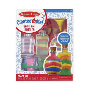 Melissa & Doug Created by Me - Sand Art Bottles