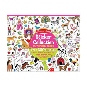 Melissa & Doug Sticker Collection - Princesses, Tea Party, Animals, & More