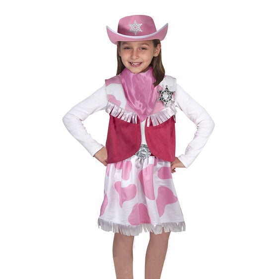 Melissa & Doug Outfits - Cowgirl
