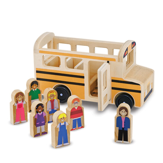 Melissa & Doug School Bus