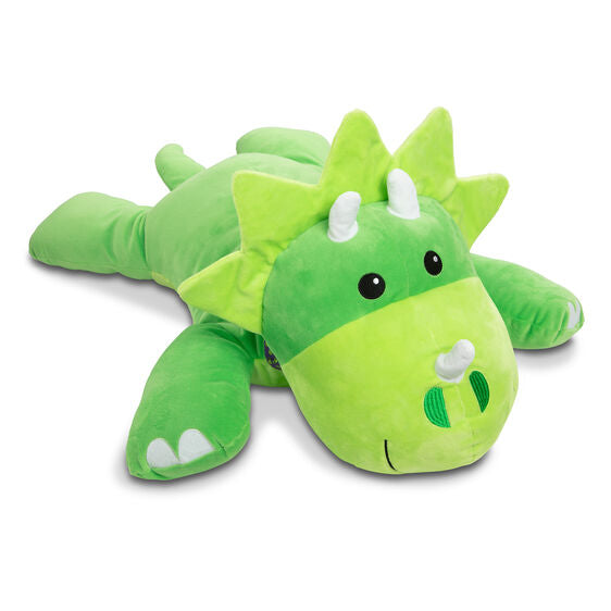 Melissa & Doug Cuddle Plush - Dinosaur