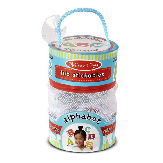 Melissa & Doug Tub Stickables - Alphabet