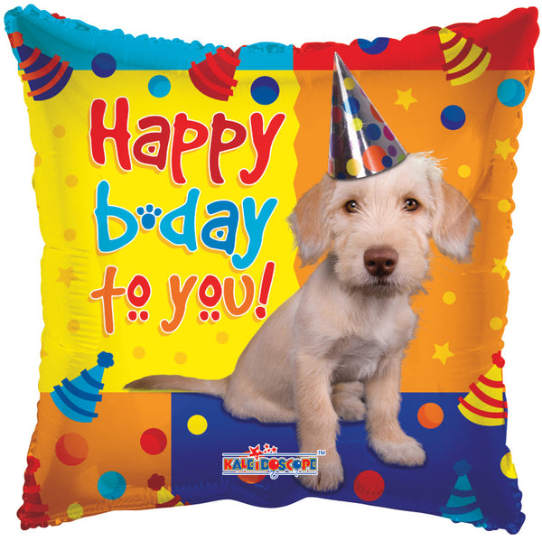 General Happy Birthday Mylar  Balloons - 18""