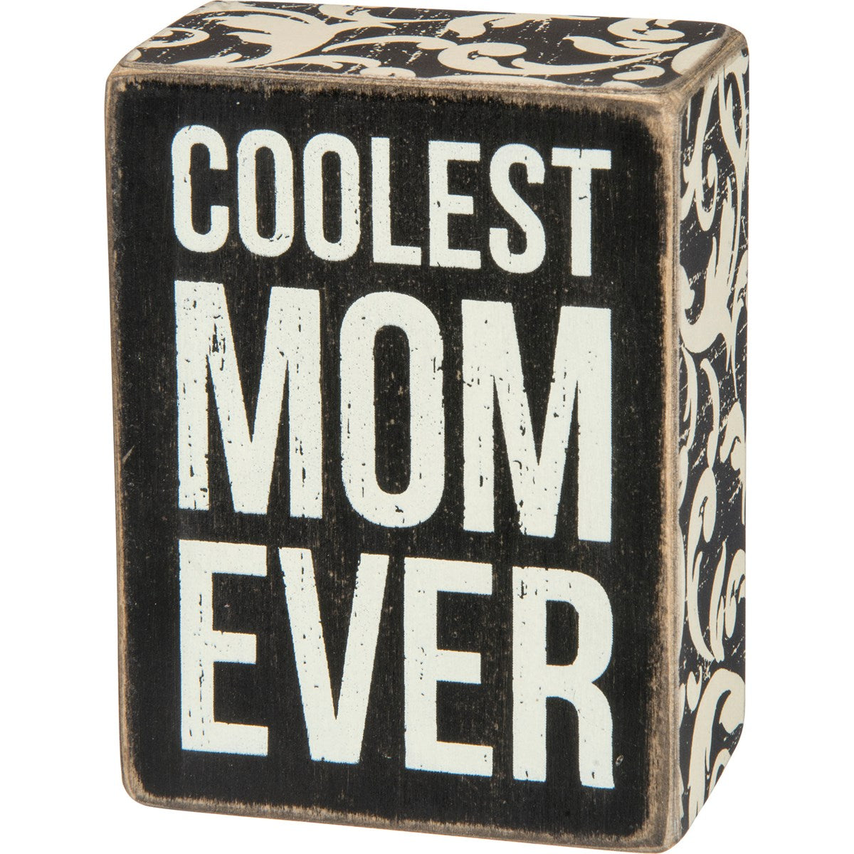 Box Sign - Coolest Mom