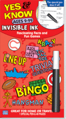 Invisible Ink: Yes & Know® Book 9-99