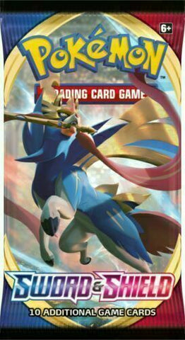 POKEMON TCG:  SWORD AND SHIELD Booster Pack