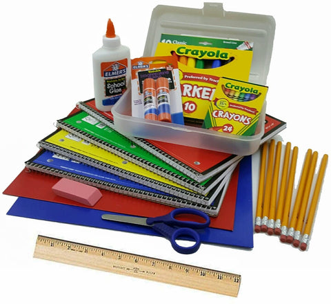 Birch School - Second Grade 2020-21 School Supply Package