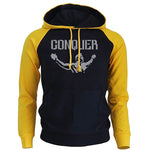 Load image into Gallery viewer, Arnold 'Conquer' Hoodie