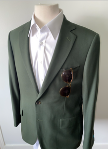 Custom Suit- Greens