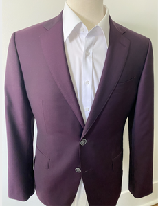 Custom Suit- Purples