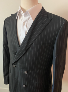 Custom Suit- Pinstripes
