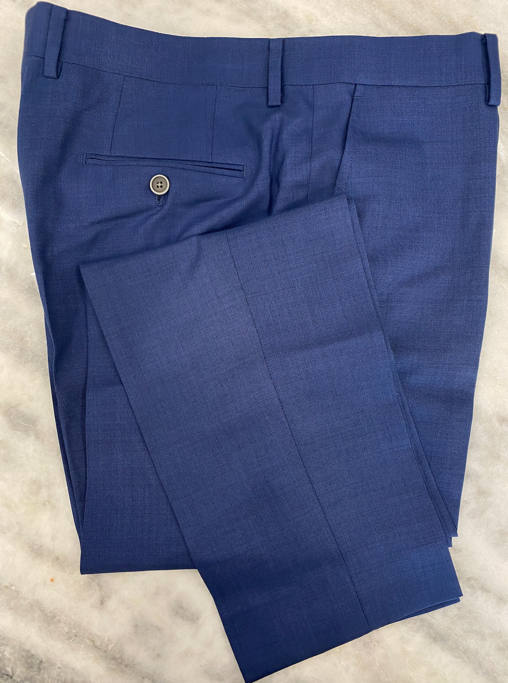 Custom Pants- Blues