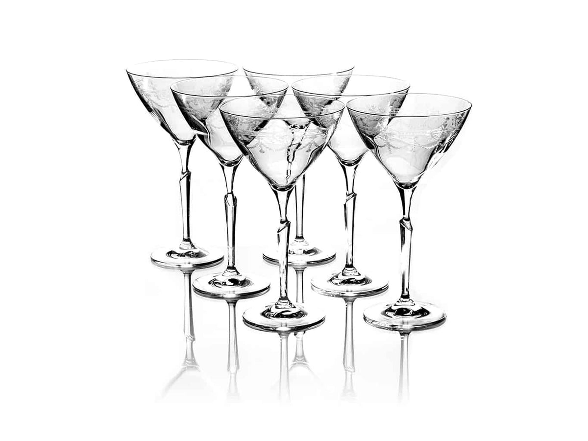 First Lady Coupes - Set of 6