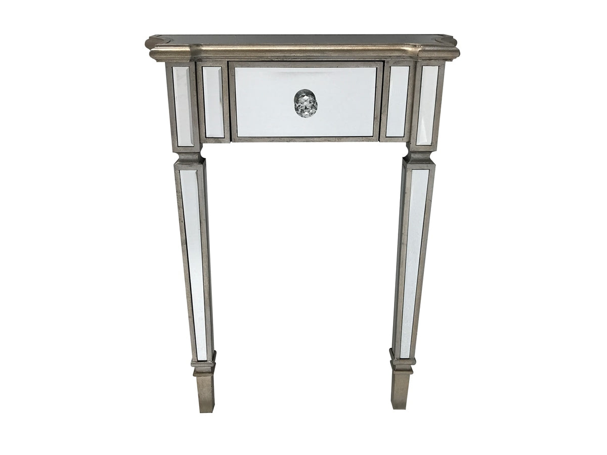 Marbella Console Side Table with Single Drawer