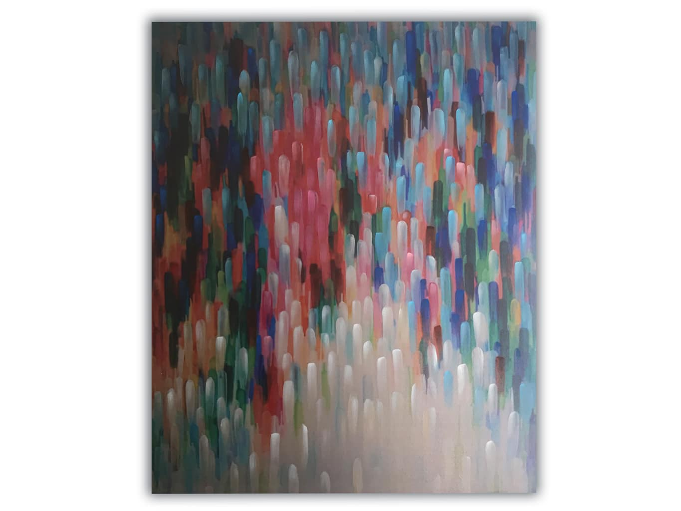 Canvas Painting » Abstract » Colour