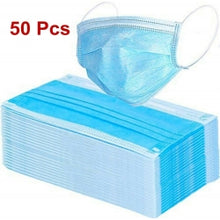 Load image into Gallery viewer, Disposable Face Masks (50 Count)
