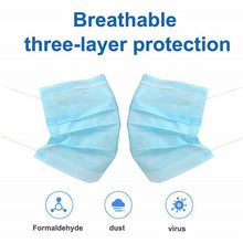 Load image into Gallery viewer, Disposable Dust Masks (25 Count)